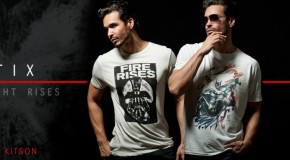 Des t-shirts TDKR par KINETIX