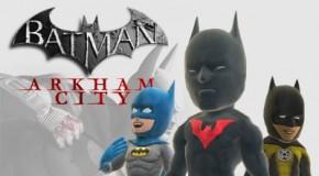 Batman: Arkham City, avatar Xbox360 et démo