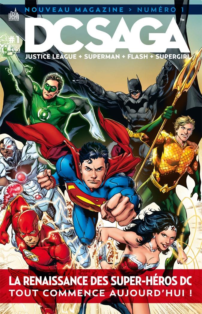 Review VF - DC Saga #1 27