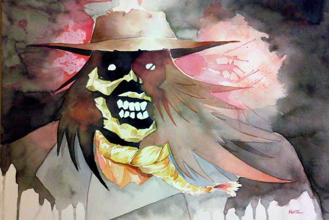 DC_Fan_Art_01_MikeKretz_Scarecrow