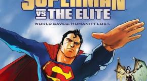 Superman vs the Elite: trois nouveaux clips