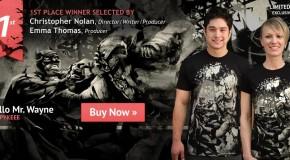 Gagnants du concours de design de The Dark Knight Rises