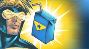 Ici Booster Gold! Nouveaux items DCUO