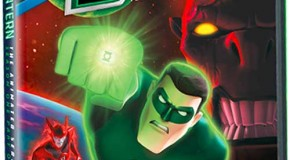 Green Lantern TAS en DVD