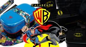 Batman et Superman chez CASABENTO