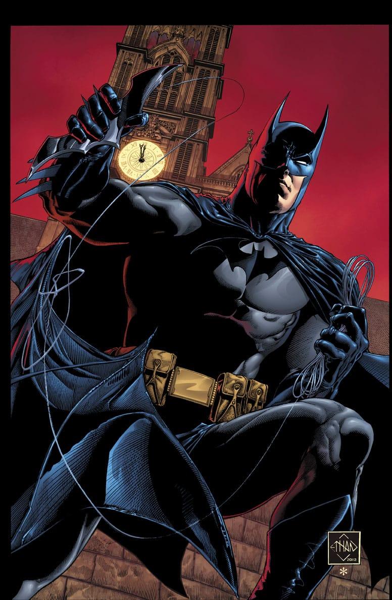 Le Jeudi c'est Legends of the Dark Knight! 1