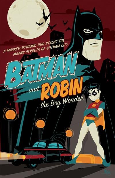 DC_Fan_Art_02_MikeMahle_Batman_et_Robin