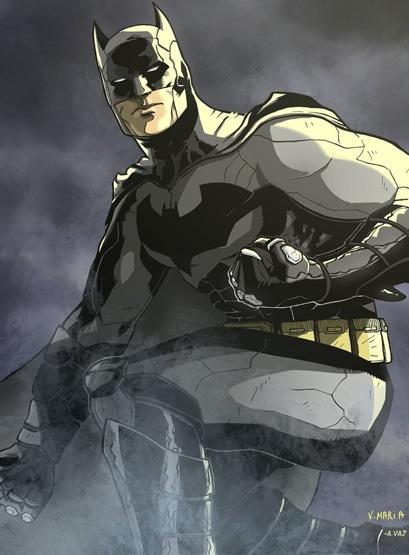 DC_Fan_Art_03_andrevaz_Batman