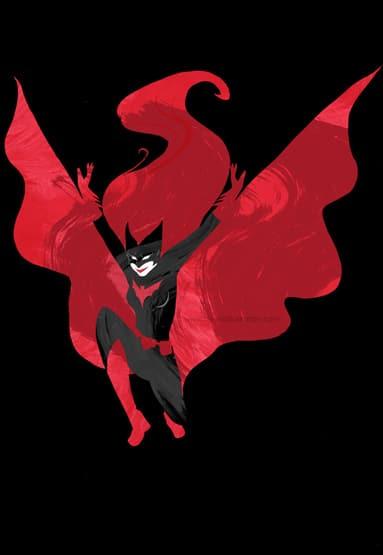 DC_Fan_Art_03_nightwing-girl_Batwoman