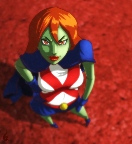 DC_Fan_Art_05_La-Hyene_Miss-Martian