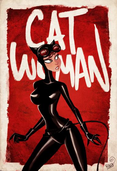 DC_Fan_Art_05_francorama_catwoman