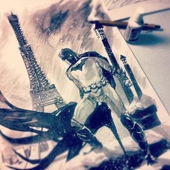 DC_Fan_Art_batman_Raphael