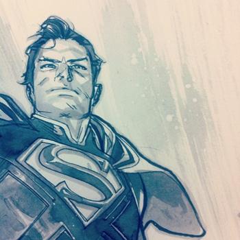 DC_Fan_Art_batman_Superman