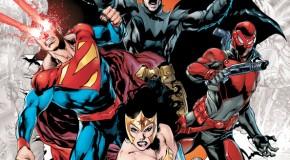 Sollicitations VO Septembre 2012 - Justice League