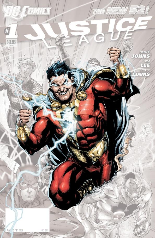 Gary Frank sur Justice League #0 1