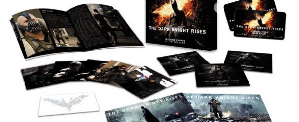 Un coffret tickets collector pour The Dark Knight Rises