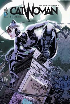 Review VF - Catwoman Tome 1 : La Règle du Jeu 27