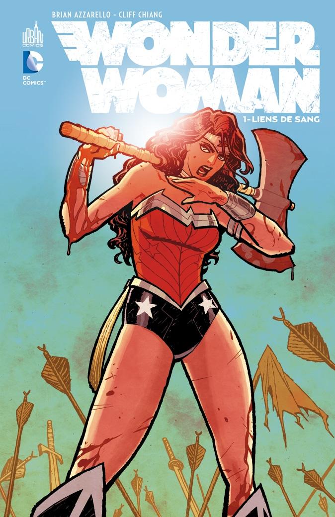 Review VF - Wonder Woman Tome 1 : Liens de Sang 36