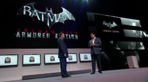 Batman: Arkham City - Armored Edition annoncé pour la Wii U