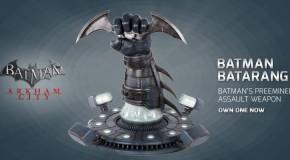 Batman Arkham City: Des réplicas très haute qualité