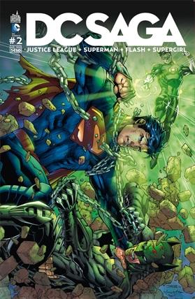 Review VF - DC Saga #2 26