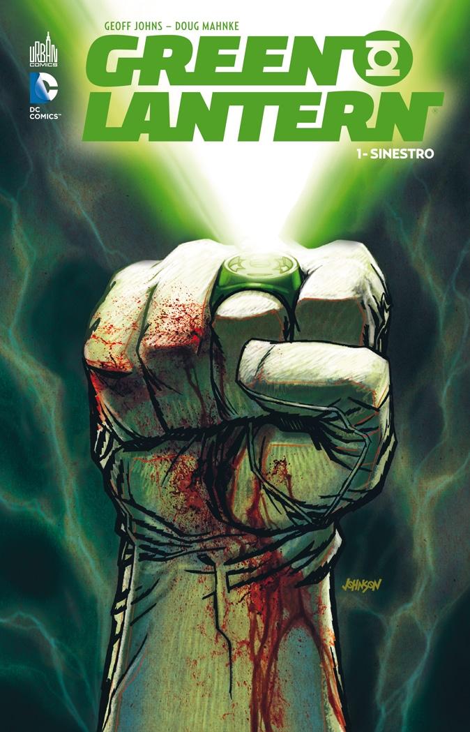 Review VF - Green Lantern Tome 1 : Sinestro 27