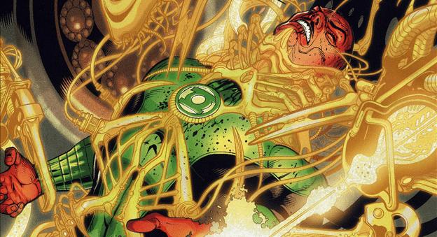 Review VF - Green Lantern Tome 1 : Sinestro 29