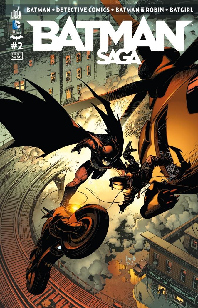 Review VF - Batman Saga #2 27