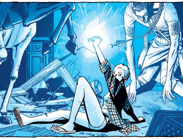 Review VF - Wonder Woman Tome 1 : Liens de Sang 37