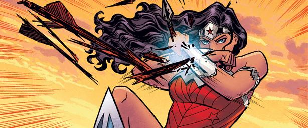 Review VF - Wonder Woman Tome 1 : Liens de Sang 38