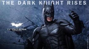 Hot Toys révèle Batman TDKR échelle 1/4