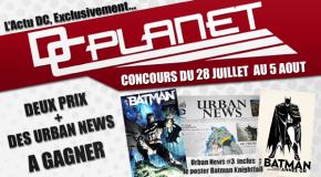 Premier Concours DCPlanet.fr