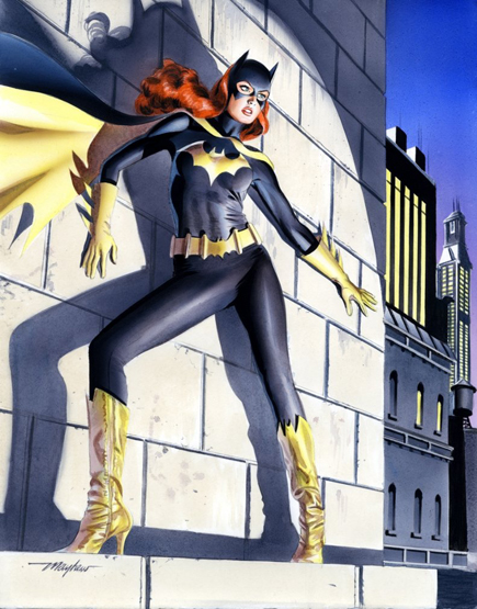 DC_Fan_Art_06_MikeMayhew_Batgirl