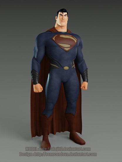 DC_Fan_Art_06_Renecordova_Superman