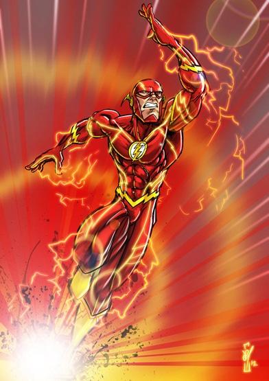 DC_Fan_Art_07_daztibbles_the_flash