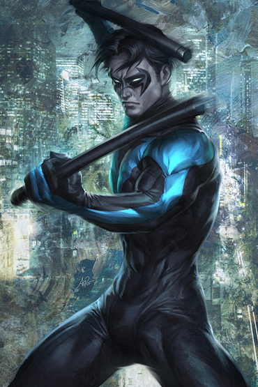 DC_Fan_Art_09_nightwing_artgerm