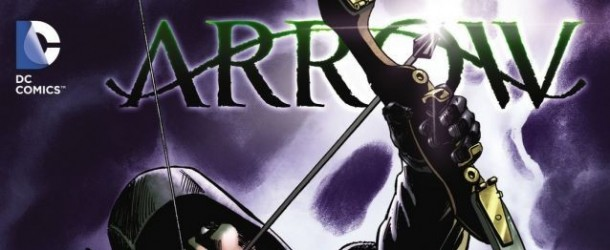 Le comics Arrow de la série disponible