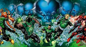 Sollicitations VO Octobre 2012 – Green Lantern Universe