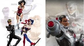 Les nouvelles collections DC Collectibles