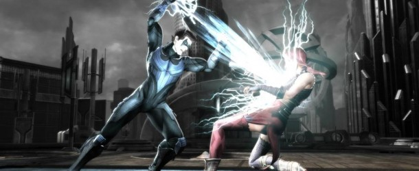 Le nouveau Trailer du jeu Injustice: Gods Among US