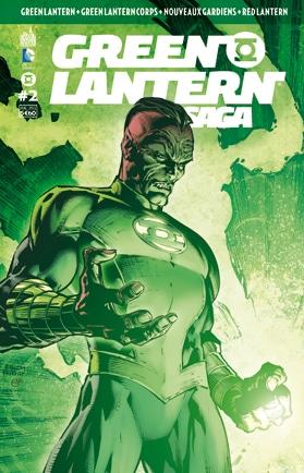 Review VF - Green Lantern Saga #2 27
