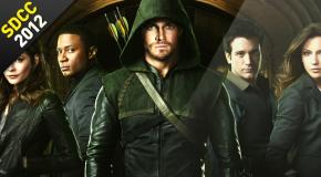 La série Arrow bien accueillie par le public