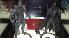 Les TDKR Play Arts Kai Action Figures par Square Enix