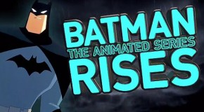 Quand Batman : The Animated Series se la joue TDKR