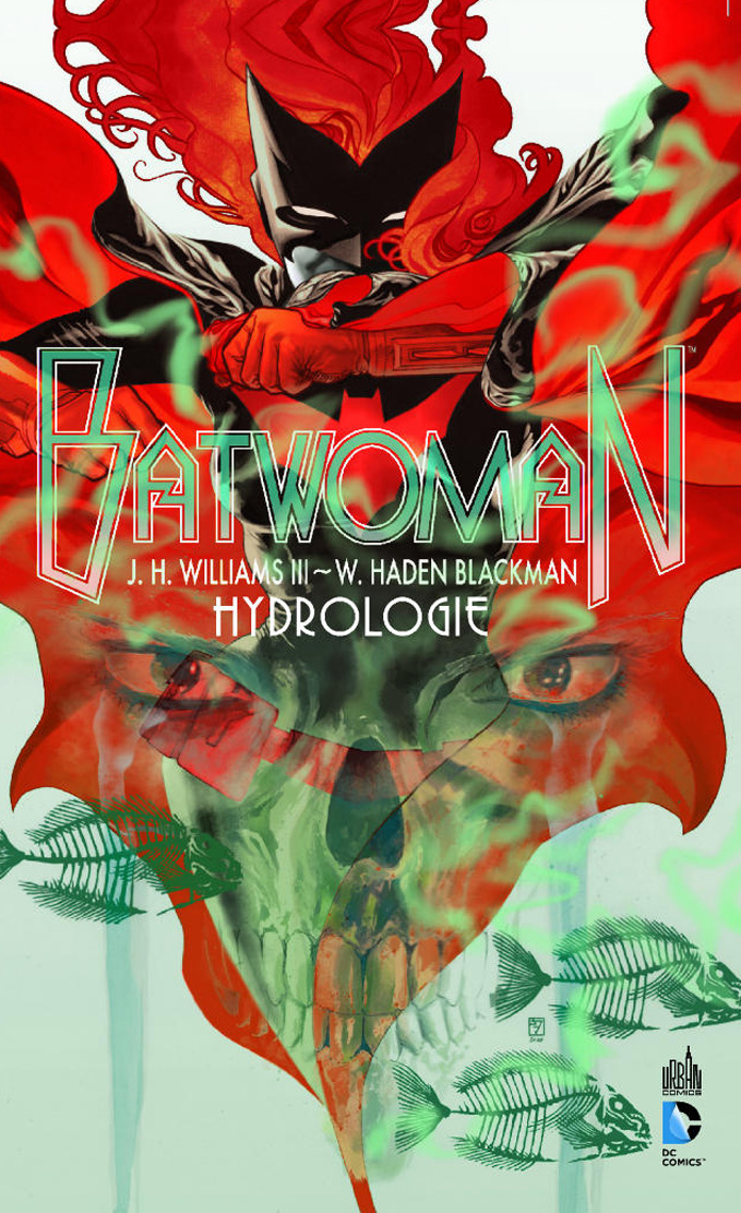 Review VF - Batwoman Tome 1 : Hydrologie 36