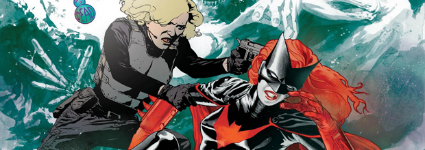 Review VF - Batwoman Tome 1 : Hydrologie 38