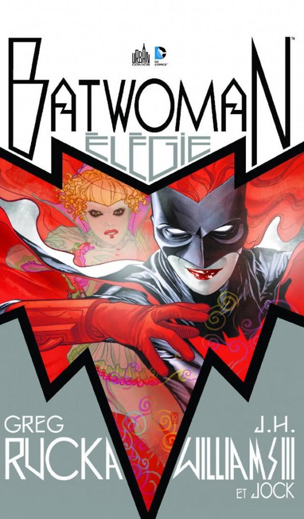 Review VF - Batwoman Tome 0 : Elégie 36