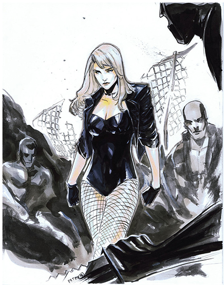 DC_Fan_Art_14_BlackCanary