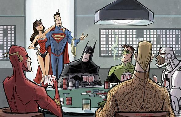 Dc fan arts 14 - Signe de superman ...