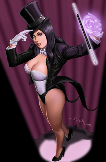 DC_Fan_Art_14_zatanna_by_iurypadilha